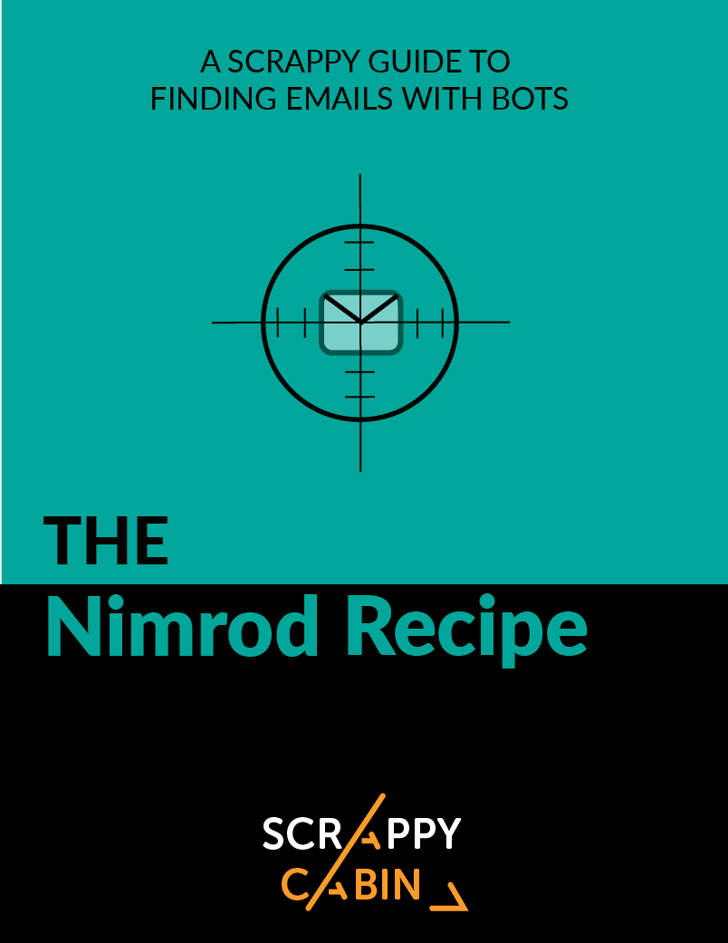 The nimrod recipe cover