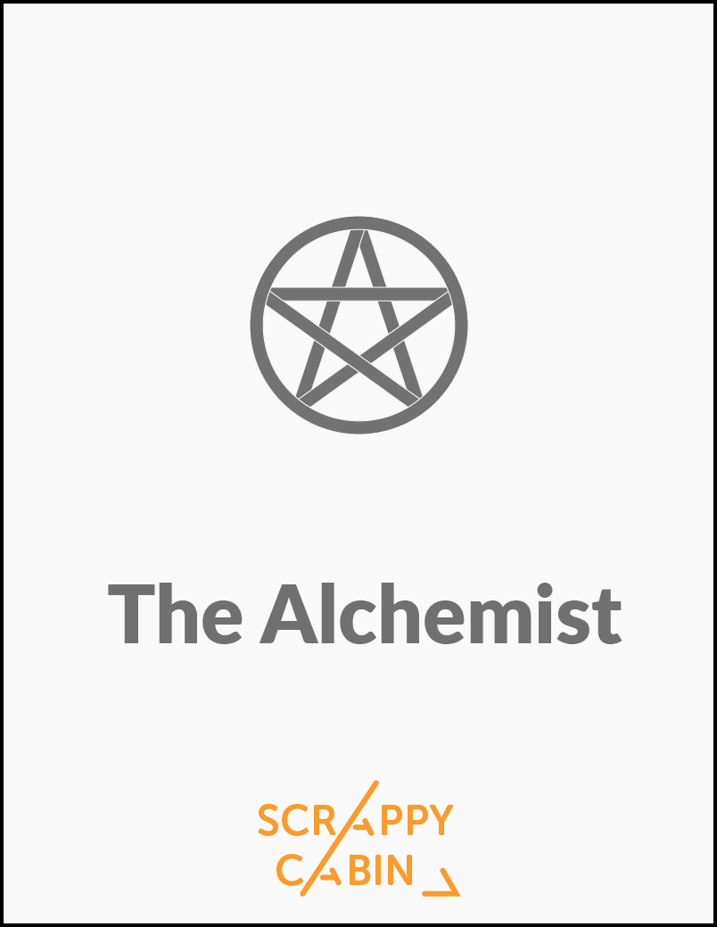 The alchemist web cover